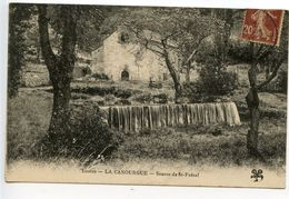 La Canourgue Source De Saint Frézal - Andere Gemeenten
