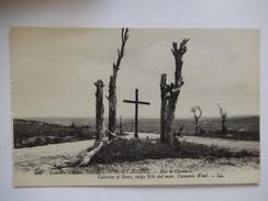 CPA (55) - CALVAIRE D'ESNES - MORT HOMME - BOIS DE CUMIERES - R5458 - France