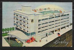 The Barclay Motel Pool In The Sky Atlantic City New Jersey  Etats Unis  Amérique - Atlantic City