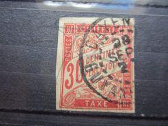 "VEND TIMBRE TAXE DES EMISSIONS GENERALES N° 22 , OBLITERATION "" CAYENNE - GUYANE "" !!! - Französisch-Guayana (1886-1949)"