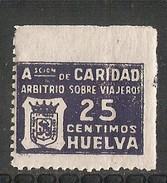 Huelva - Nationalistische Ausgaben