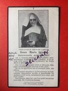1930 - NON - MARIE HENRY - CEREXHE-HEUSEUX 1877 - VILLERS L'EVEQUE 1930 - Imágenes Religiosas