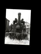 TRAINS - MARTORELL - ESPAGNE - Locomotive CGFC - Trains