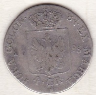 PRUSSIA 4 Groschen 1796 E. Friedrich Wilhelm III, En Argent, KM# 362 - Small Coins & Other Subdivisions