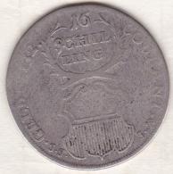 LÜBECK  . 16 Schilling 1732 JJJ , En Argent, KM# 153 - Small Coins & Other Subdivisions