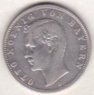 BAVARIA . 2 Mark 1905 D , Otto , En Argent, KM# 913 - [ 2] 1871-1918: Deutsches Kaiserreich