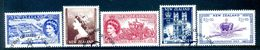 New Zealand 2003 50th Anniversary Of Coronation Set Used (SG 2618-22) - New Zealand