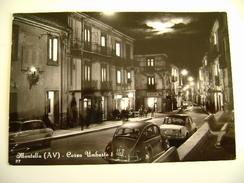 MONTELLA      AUTO  CAR    AVELLINO    -   CAMPANIA -  -  VIAGGIATA  COME DA FOTO     **** - Avellino