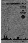 Horlogerie, Bijouterie,...:Revue Corporative Des Producteurs Français N° 1  -1929- 60 Pages ,illustrées-Bon état. - Autres