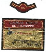 Rare // Gamay Pinot De Chardonne, Le Bourdon,Michel Neyroud, Chardonne, Vaud // Suisse - Etiquettes
