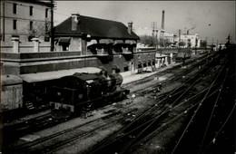 TRAINS - ROCA - ARGENTINE - Locomotive - 1968 - Trains