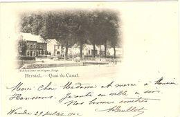 HERSTAL  ---   Quai Du Canal - Herstal
