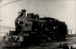 TRAINS - URQUIZA - ARGENTINE - Locomotive Z-B 806 - 1976 - Trains