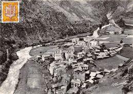 ANDORRE- VALLS ANDORRA- SAINT JULIA DE LORIA  VUE GENERALE - Andorra