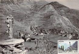 ANDORRE- VALLS ANDORRA- CANILLO- VISTA GENERAL , VUE GENERALE - Andorra