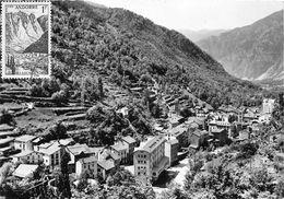 ANDORRE- VALLS ANDORRA- LES ESCALDES VUE GENERALE - Andorra