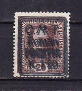 1919, Kolomea (Romanian Occupation)-double Overprint, Used - West Ukraine