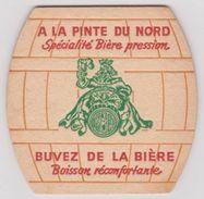Sous Bock De Biere; Micro-brasserie Française (Nord) - Sous-bocks