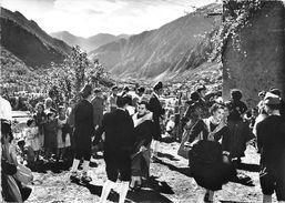 ANDORRE- VALLS D'ANDORRA- LES ESCALDES- BALL TIPIC DE SANTA ANNA - Andorra