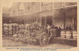 DOMAINE DE MM. BOUCHARD PERE & FILS - CHATEAU DE BEAUNE - LE BOUQUET DE LA PAULEE OU FIN DES VENDANGE - Frankrijk