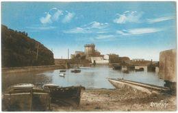 CPA CIBOURE - SAINT-JEAN-DE-LUZ - Port De Socoa - Ed. Raymond Bergevin N°960 - Ciboure