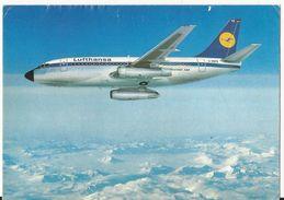 Lufthansa B 737 - 1946-....: Moderne