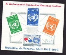 Panama, Scott #C202a, Mint Hinged, United Nations, Issued 1958 - Panama