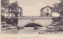 (19)   Env De  PERTUIS -  L' Ancienne Prise D'eau Du Canal De Marseille - Pertuis