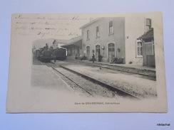 Gare De GRAISSERAC,Estrechoux-Précurseur - Other Municipalities