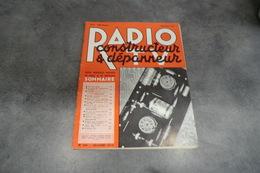 Revue - Radio TV Constructeur & Dépanneur N°144 De Décembre 1958 - - Composants