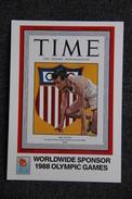 1988 OLYMPIC GAMES : MEL PATTON - Athlétisme