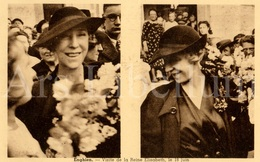 Postcard / ROYALTY / Belgique / België / Reine Elisabeth / Koningin Elisabeth / Enghien / 1940 - Enghien - Edingen