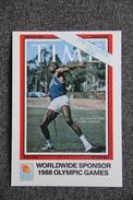 1988 OLYMPIC GAMES : RAFER JOHNSON - Athlétisme