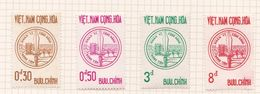 Vietnam South S191-194 1963 Communal Defence, Mint Hinged - Vietnam
