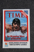 1988 OLYMPIC GAMES : MARC SPITZ - Natation