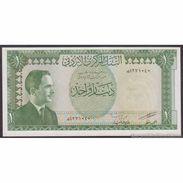 TWN - JORDAN 14b - 1 Dinar 1959-1974 UNC - Giordania