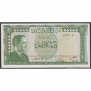 TWN - JORDAN 14b - 1 Dinar 1959-1974 UNC - Jordanie