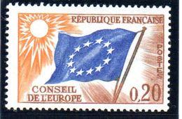 FRANCE 1958: Conseil De L'Europe - N° 27** - Neufs