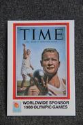 1988 OLYMPIC GAMES : PARRY O'BRIEN - Athlétisme