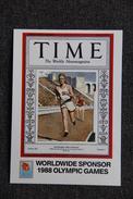1988 OLYMPIC GAMES : STANFORD'S BEN EASTMAN - Athlétisme