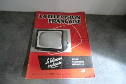 Revue - La Télévision Française - Mai ,1959 N°166 - Avec Le Supplément - Television