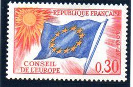 FRANCE 1958: Conseil De L'Europe - N° 30** - Neufs