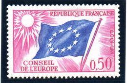 FRANCE 1958: Conseil De L'Europe - N° 32** - Neufs