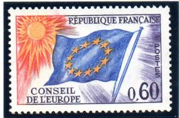 FRANCE 1958: Conseil De L'Europe - N° 34** - Neufs