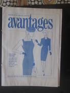 Chemin De Table En Tissu à Broder+ Lot Divers Ouvrages Loisirs Créatifs Vintage-broderie-issus Découpe-revues-voir Scan - Unclassified