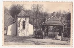 """Sint Joris Weert: """"De Kluis"""" Kapel En Openlucht Altaar.(scouts) - Oud-Heverlee"""
