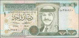 TWN - JORDAN 24b - 1 Dinar 1993 UNC - Giordania