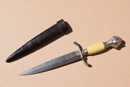 Dague Allemande Couteau De Chasse RICHABR HERDER - Style Black Forest - Knives/Swords