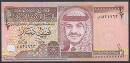 TWN - JORDAN 28b - ½ Dinar 1995 UNC - Giordania
