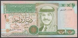 TWN - JORDAN 29b - 1 Dinar 1996 UNC - Giordania